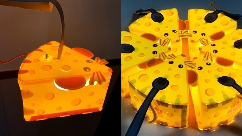 新竹燈會免費發放「起司鼠來寶小提燈」!限量5000個網友瘋搶,領取時間、地點懶人包