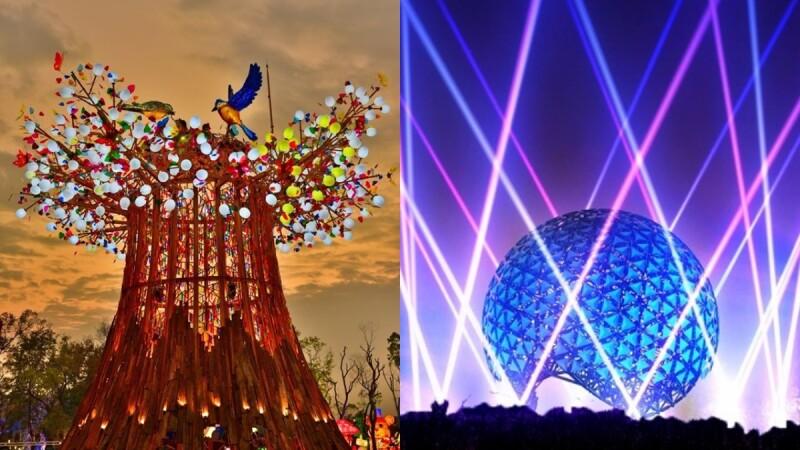 2020台灣燈會在台中!主燈「森生守護」曝光,台中燈會十大必拍打卡點、小提燈龍、交通資訊懶人包
