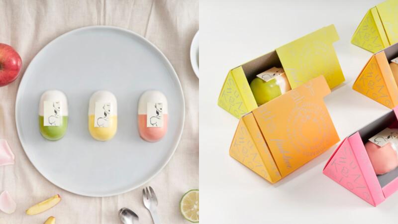 米其林級的美味膠囊?分子藥局攜手CJSJ,共同推出# Knowing Me法式創意甜點 探索自我!