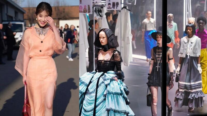 2020秋冬米蘭時裝週|IU時裝週處女秀!透明化的時裝演出,帶領嘉賓一窺Gucci幕前幕後魔幻之處!