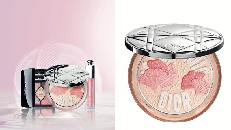 Dior迪奧2020雪晶靈彩妝「粉櫻飛舞」超夢幻!滿是櫻花花瓣的礦物蜜粉餅一仙氣破表,絕對必收藏