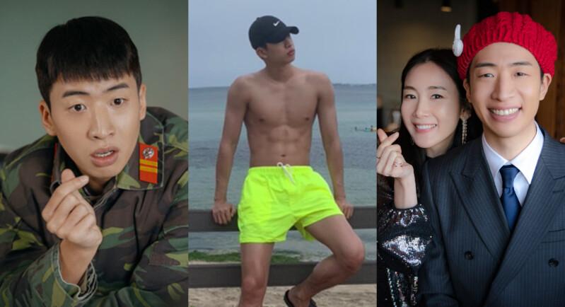 《愛的迫降》「北韓F5」韓劇迷「金舟墨」劉秀彬,暖男外表底下竟藏6塊肌!