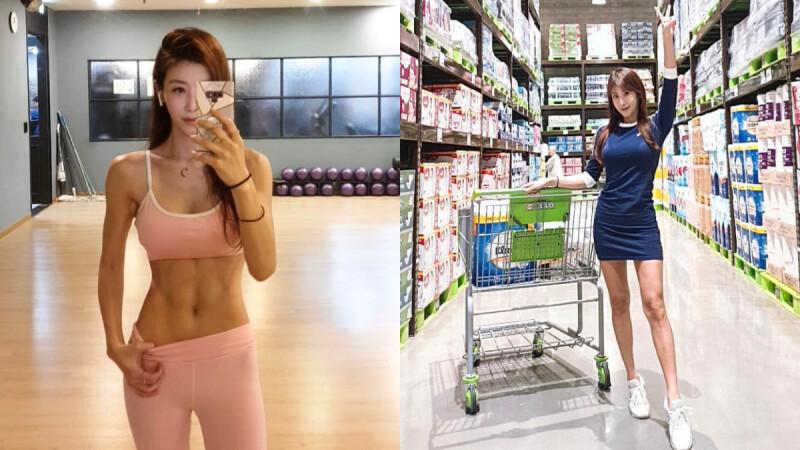 韓國健身女王Dasol 媽獨創「短時高效5日健身計劃」:徒手訓練+彈力帶輔助,就能達到健身房的鍛鍊效果!