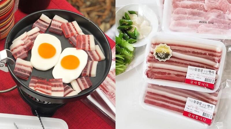 肉肉控必收!超逼真「五花肉軟糖」草莓風味的肥美五花肉,視覺與味覺的大衝擊