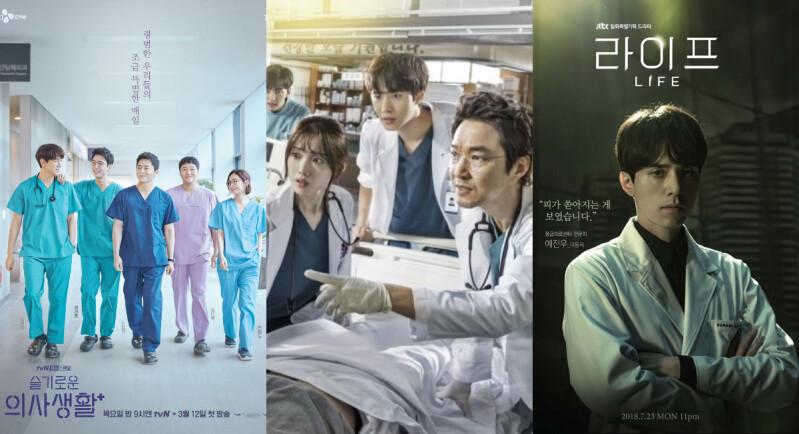 新冠肺炎醫療人員辛苦了!醫療韓劇從《金師傅》到《機智醫生生活》,防疫在家追劇最實在!