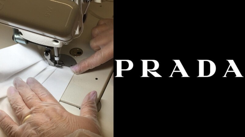 PRADA工廠投入醫用防護衣、口罩生產!4/6交貨,免費捐到義大利醫療第一線
