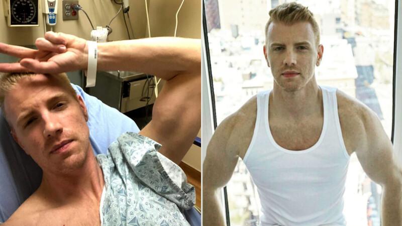 《陰屍路》男星IG曝美國新冠肺炎天價篩檢費:「我花費了9116美元,他們甚至沒有告訴我檢驗結果!」
