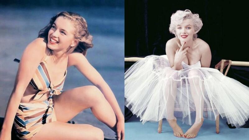 「如果我是一個循規蹈矩的人,那此刻我將會是一事無成」風華絕代的五〇年代性感女神—瑪麗蓮夢露Marilyn Monroe