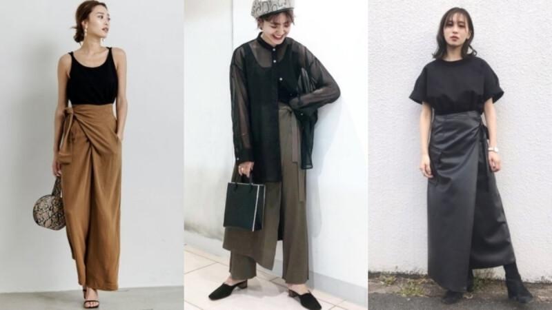 今年春天一定要穿的超夯單品就是它!以「綁帶造型單品」混搭打造顯瘦又時髦的日系 Look!