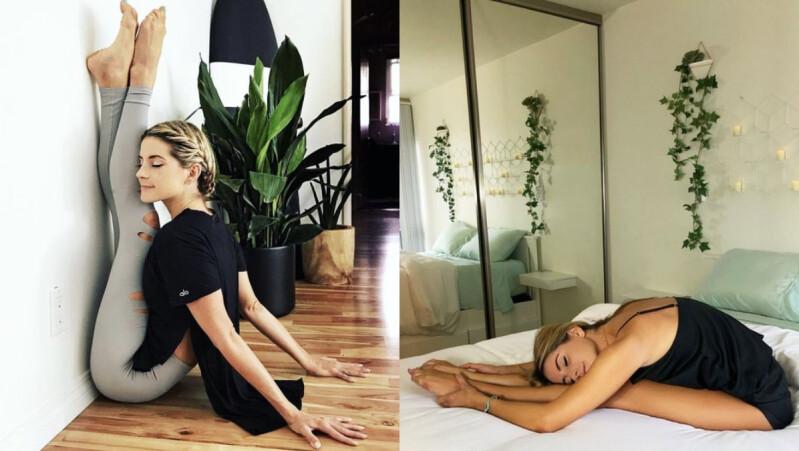 6組睡前運動練起來!瘦腿提臀瘦小腹懶人健身 在家也能變瘦變美