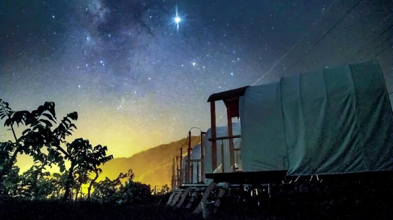 高CP值台東「波希米亞露營區」無預警宣布停業!木製帳篷宛如置身北歐,還能數星星入眠