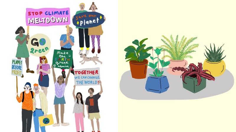 防疫更要多看綠意!超好養水耕植物推薦,放房間及辦公室超療癒