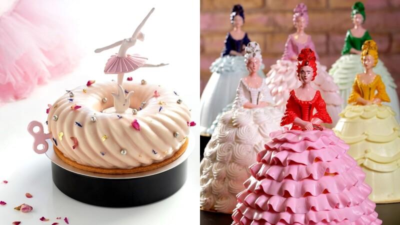 一端出絕對引起尖叫聲!盤點4款「網美系」母親節蛋糕推薦,會跳舞的芭蕾女伶、3D侯爵夫人...根本捨不得吃