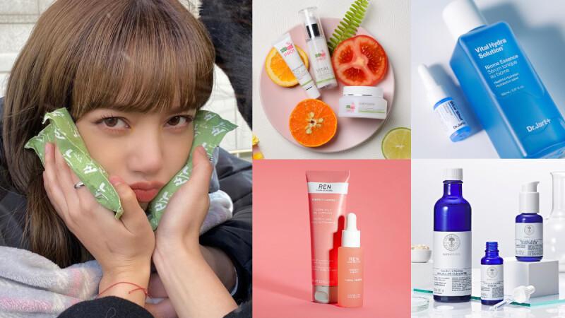 2020敏感肌保養,推薦5款爛皮、泛紅肌舒緩救星,洗臉卸妝也好溫和!