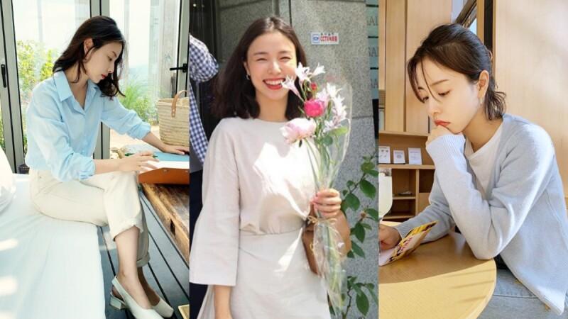 不追蹤會後悔!和韓國氧氣女孩慎嘉映看齊,輕鬆掌握八招戀愛系穿搭小訣竅!