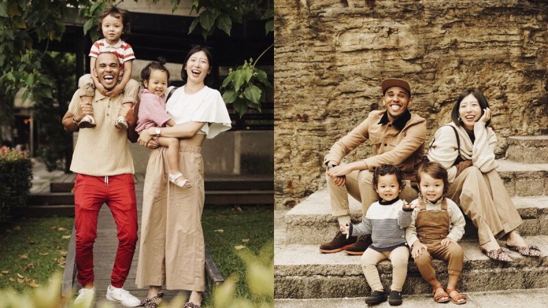 【愛x生活】周筠 & Dzingai,跨國婚姻的幸福日常