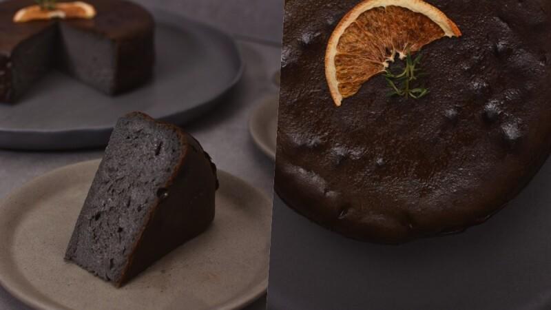 5月限定!ACME Breakfast CLUB推日本黑芝麻巴斯克蛋糕,乳酪起司搭芝麻超配