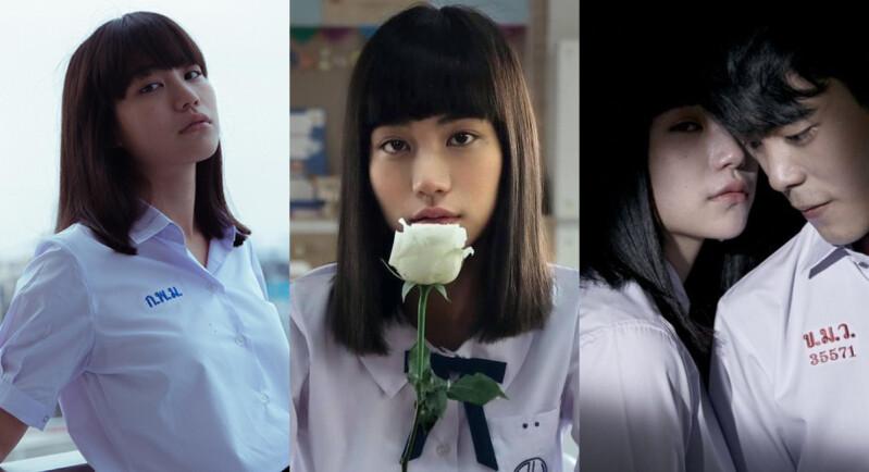 Netflix 泰劇《轉學來的女生》禁忌怪笑女「娜諾」,厭世水原希子、泰版富江,竟然已經是27歲的姐姐了!