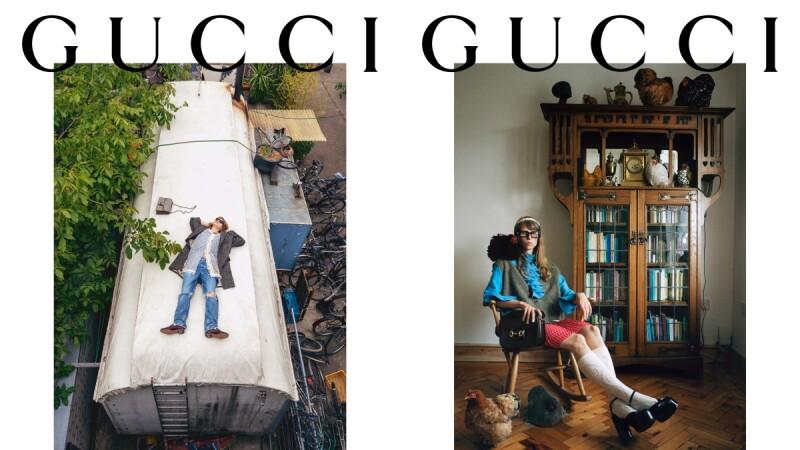 Gucci「控制狂」創意總監Alessandro Michele放手!形象照讓模特兒自己拍,揭開3點幕後拍攝秘密