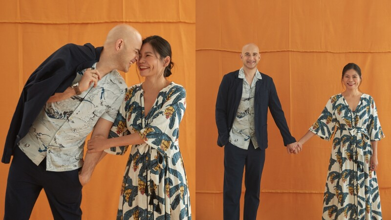 遇見靈魂伴侶身體會知道!吳鳳&Rynne,「我們不是一見鍾情,但愛跟喜歡一天比一天多。」