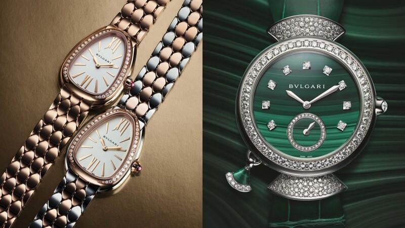 世上最薄的陀飛輪錶、珠寶三問錶…超過20款的Bulgari 2020年新手錶推薦清單
