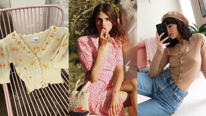 三間歐式復古風格的服飾品牌,將賦予你滿滿的爛漫小女人味!