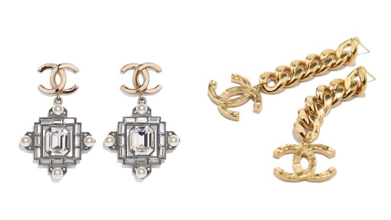 Chanel、Gucci、Dior⋯各式精品耳環參考清單,無論送禮或自己收藏都超值得!