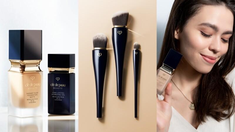 肌膚之鑰2020年全新粉底液「恆霧光潤粉凝露」,持久的霧光奶油肌,讓肌膚質感好高級