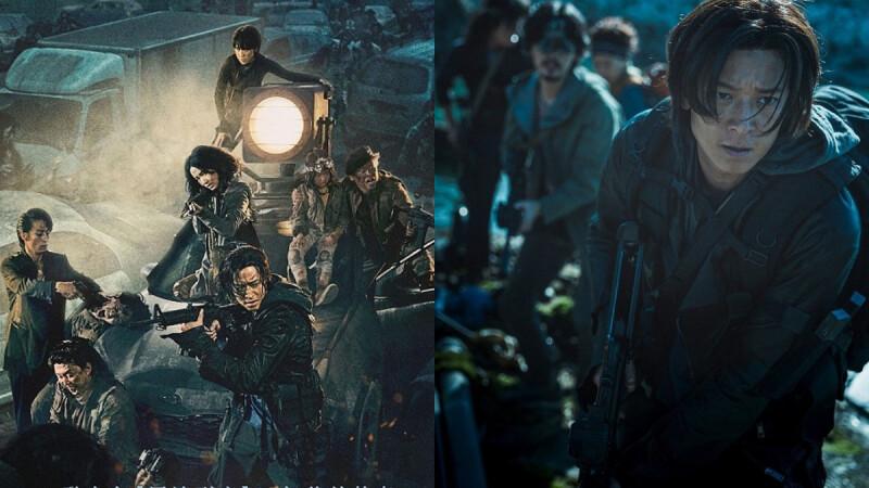 《屍速列車:感染半島》劇情設定在4年後!男主角姜棟元與倖存者將迎戰超狂喪屍