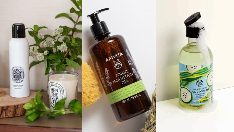2020夏天沐浴乳推薦!用檸檬、薄荷、小黃瓜、高山茶…洗個涼爽的澡最享受