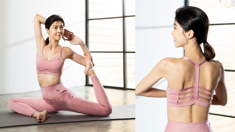 PUMA Studio專業瑜珈系列太時尚!絕美伸展妳的魅力,M編真心強推的瑜珈女孩必收款!