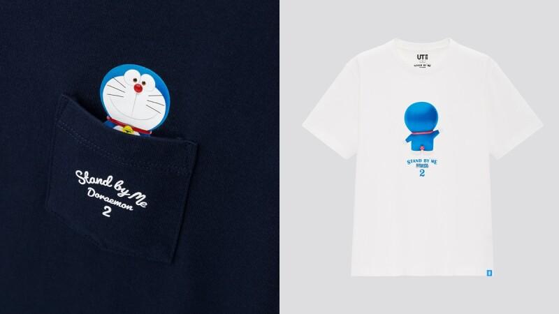 Uniqlo歡慶哆啦A夢50週年推出全新Doraemon UT系列,3大系列帶你搶先看