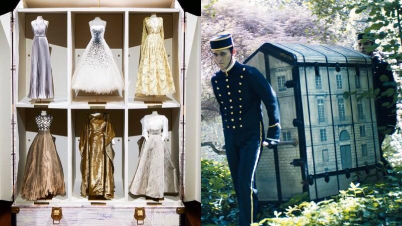 Dior袖珍版2020/21秋冬高級訂製服系列,在唯美又奇幻的電影視角下出演!