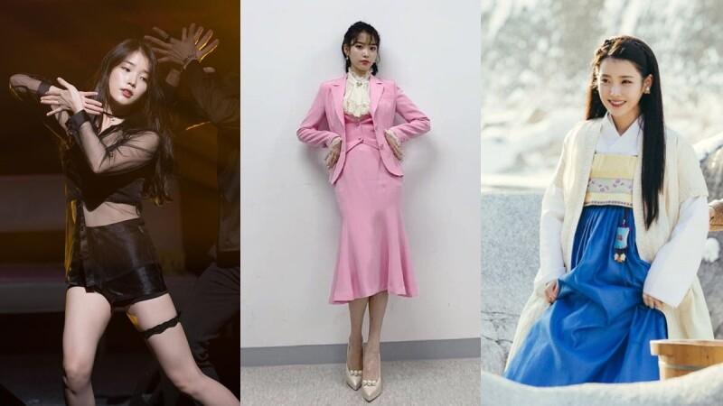 從一身負評蛻變成國民天后!IU李知恩演出的五部韓劇代表作&造型解析