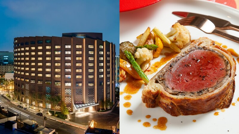 米其林餐廳主廚坐鎮!大直英迪格酒店推新菜單:和牛威靈頓、波士頓龍蝦細麵,絕對滿足挑剔味蕾