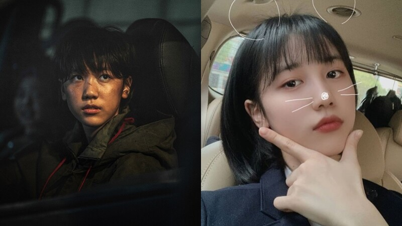 《屍速列車2》超帥飆車少女是她!14歲李蕊演出《素媛》出道,還曾和朴信惠、玄彬飆演技