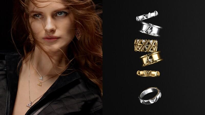 路易威登推出全新珠寶!LV Volt系列融合品牌縮寫字母與閃電造型,價格5萬不到就能入手 (附影片