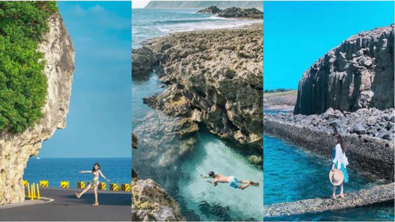台灣5大離島體驗!澎湖、綠島、蘭嶼、小琉球、金門,旅遊補助玩離島省更多