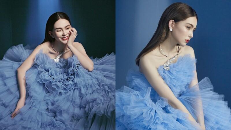 昆凌出任Boucheron珠寶品牌大使!全新形象大片、歷年造型解析及購買指南,本篇一次看