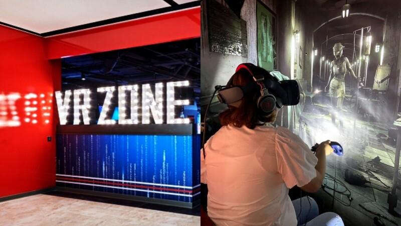 宏匯廣場VR主題樂園「VR ZONE New Taipei」超刺激必玩!12款遊戲IP、票價資訊公開,新北人快點去挑戰膽量