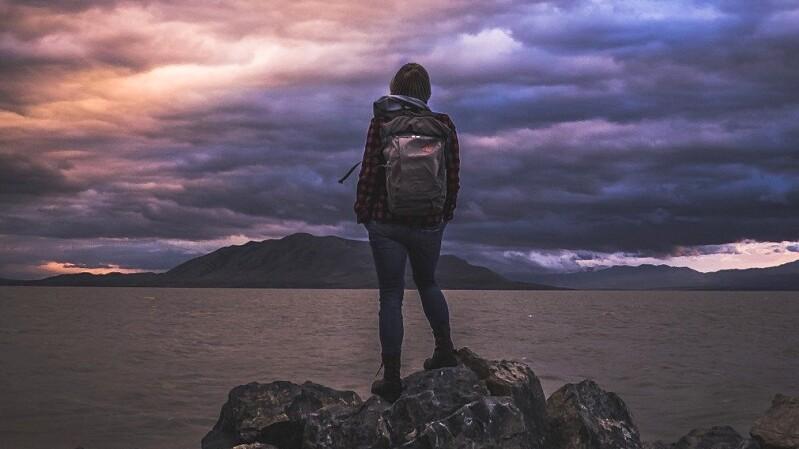 你看著哪裡,人生就會往哪裡去!把注意力放在美好的事物上,自然便會朝那裡前進。