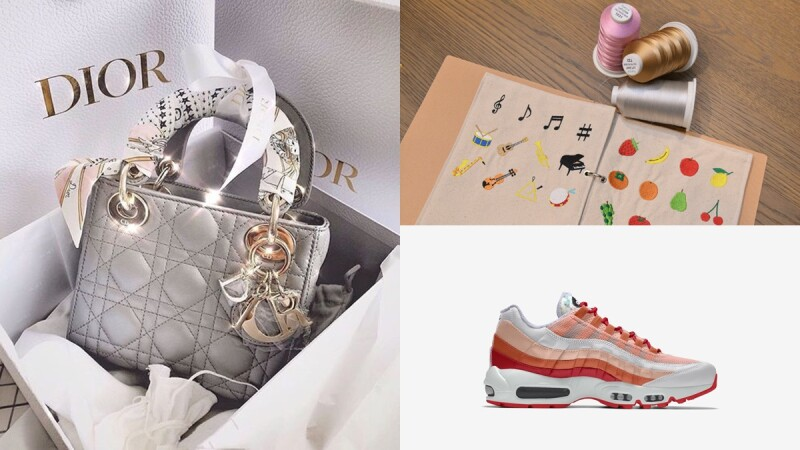 寫上名字的情人節禮物最特別!LV、Dior、Longchamp、Coach...專屬訂製服務,為另一半打造獨一無二的獻禮