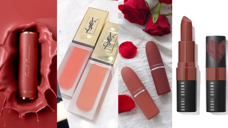 2020七夕情人節禮物就送彩妝!女朋友絕對會愛的口紅、香水、蠟燭19款推薦
