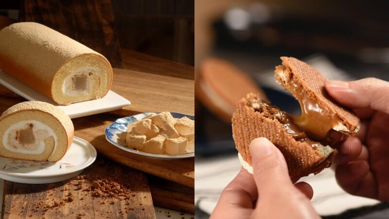 中秋送禮新選擇!亞尼克送禮TOP3推薦,全新蕨餅生乳捲、焦糖奶油夾心餅乾新上市