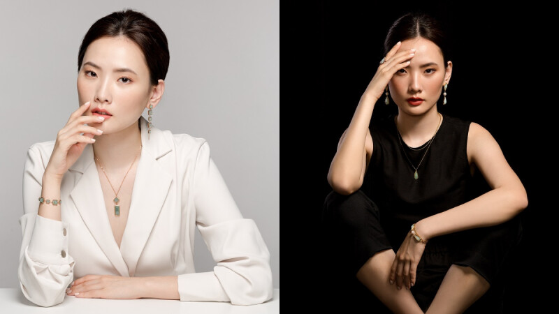 TRACEY CHEN檀僖珠寶華麗進駐東區商圈 揭示輕奢貴珠寶新演繹 「我用夢想,為你披上最美麗的戰袍」