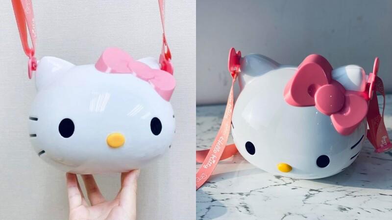 7-11推出超萌Hello Kitty中秋禮盒系列!大頭凱蒂貓造型筒、Kitty芝麻蛋捲,3款全都想收啊