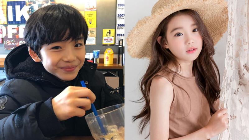朴敘俊、IU、車銀優 也被萌到眼冒愛心! 5位韓國男、女神御用「童年演員」,可愛到想打包帶走!