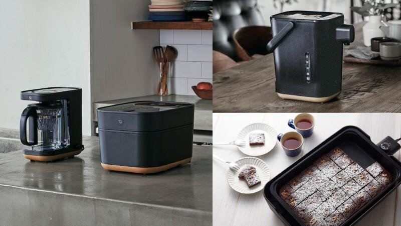 高顏值家電!象印推4款STAN.時尚廚房家電系列,從電子鍋、咖啡機,簡約時髦設計,有它我願意天天下廚
