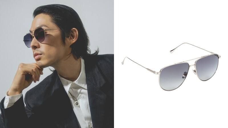 沒戴過別說你不適合飛行員墨鏡!Glasstique獨家販售吳建豪xVessel全新太陽眼鏡系列,5款特色重點整理給你
