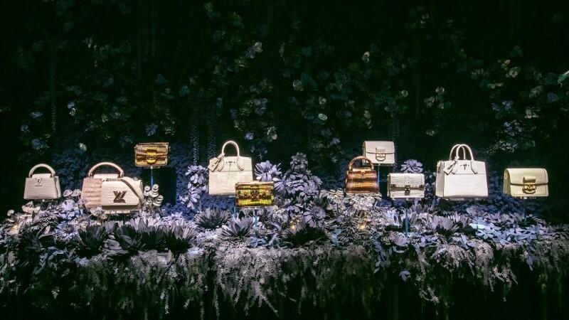 難得一見的LV路易威登珍稀皮革展這週就在台北開展!各式精湛工藝款等你親自去鑑賞